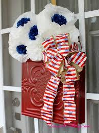 Home Interior Party by Top 18 Patriot Holiday Wreath Designs U2013 Easy July 4th Interior
