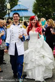 disney wedding look the most detailed disney wedding themed weddings