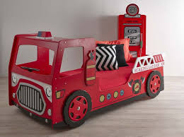 Fire Engine Bed Bedroom Furniture Kids Review Beds Closets And Shelves