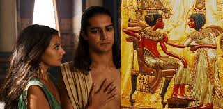 information on egyptain hairstlyes for and 6 reasons why the so called diverse cast of tut miniseries is