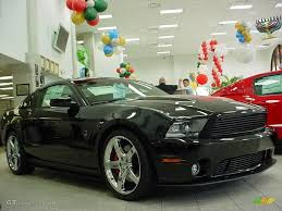 2010 Black Ford Mustang 2010 Black Ford Mustang Roush Stage 3 Coupe 23645767 Gtcarlot