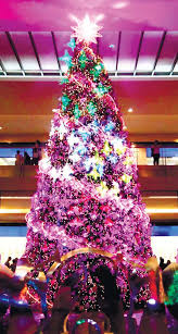 how to decorate a sewing themed christmas tree jennifer perkins