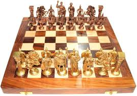 prop it up vintage chess set 14 inch chess board buy prop it up