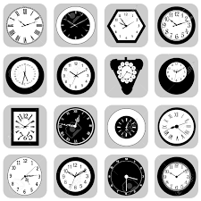 Wall Watch by 18 261 Wall Clock Stock Illustrations Cliparts And Royalty Free