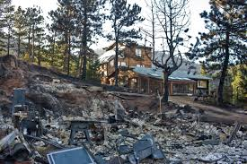 Wildfire Colorado News by Why Homes Are Lost To Wildfire U2014 High Country News
