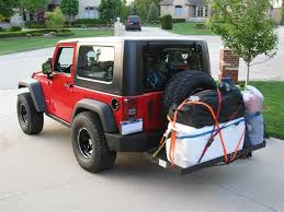 cargo rack for jeep speaking of racks any hitch cargo rack recommendations page 2
