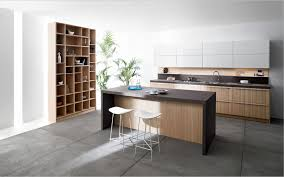 kitchen wonderful white grey wood stainless cool design modern