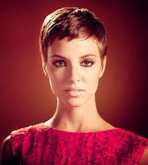 red short cropped hairstyles over 50 short pixie haircuts for women over 50