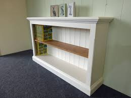 Bookcase Pine Painted Slim Depth Bookcases Huge Choice Of Sizes Bookcases