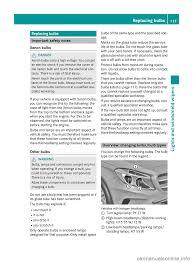 Type A Bulbs Wipers Mercedes Benz Gla Class 2015 X156 User Guide