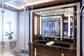 Art Deco Bathroom by M Y Ann G Amazing Art Deco Bathroom Heesen Yachts Luxury