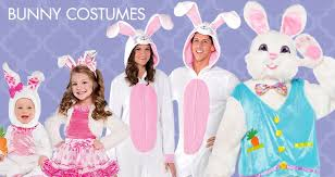 Easter Bunny Decoration Games by Easter Bunny Costumes U0026 Suits Party City Canada