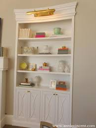 bookcase lighting design ideas