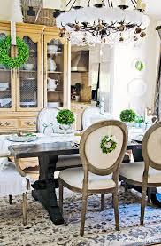 my elegant christmas dining room tidbits u0026twine