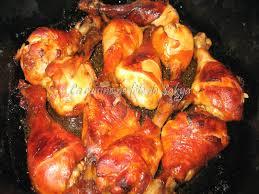 cuisine à la mijoteuse la cuisine en fête de sakya pilons de poulet au teriyaki et au miel