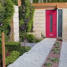 a living wall makes a dramatic vertical garden ideal home