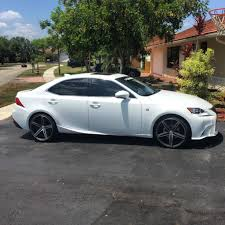 2014 lexus is250 wheels sternb818 is250 f sport build thread clublexus lexus forum