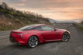 lexus lf lc specifications lexus lc coupe launched in australia price and specification