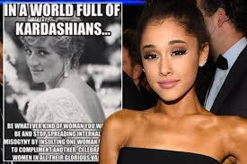 Whatever Memes - ariana grande uses kardashian and princess diana meme to highlight