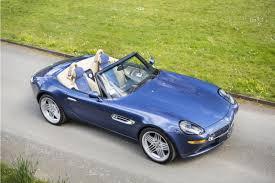 bmw alpina z8 2003 bmw z8 alpina v8 roadster sold at auction for 329 000