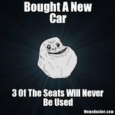 New Car Meme - bought a new car create your own meme