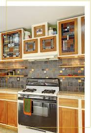 custom kitchen cabinet doors with glass custom stained glass choose cabinet inserts for your home
