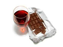 wine chocolate stop age related macular degeneration with wine and chocolate