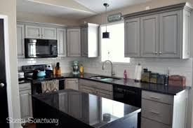 gray kitchen cabinets with black counter gray kitchen cabinets with black countertops kutskokitchen
