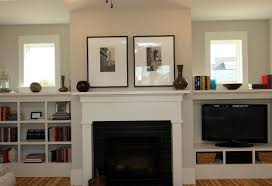 built in cabinets around fireplace built in shelves around fireplace with windows round designs