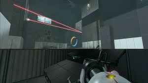portal 2 chamber 2 chapter 4 the surprise single player