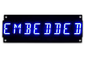 embedded adventures alphanumeric led displays
