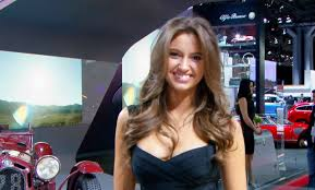 new york hair show 2015 here are the hot girls of the 2015 new york auto show autoevolution