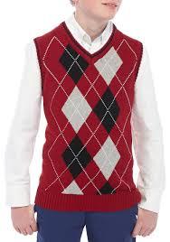 sweater vest for boys izod argyle sweater vest boys 8 20 belk