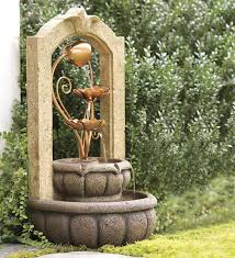 Metal Garden Flowers Outdoor Decor 75 Best Indoor U0026 Outdoor Fountains Images On Pinterest Outdoor