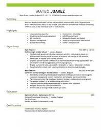 Sample Resume Layout Design by Elementary Teacher Resume Http Jobresumesample Com 683