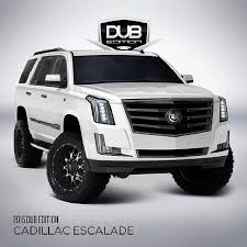 cadillac escalade 2017 lifted dub 2015 escalade edition cadillac is the new standard of the