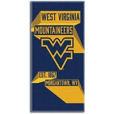 West Virginia travel towel images West virginia mountaineers jpg