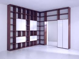 furniture elegant bedroom design with white bookshelf target and