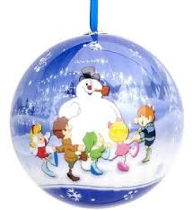 buy frosty the snowman rankin bass figural ornament in