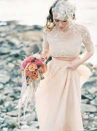Stylish Wedding Dresses Bohemian Wedding Dresses For Stylish Brides Modwedding