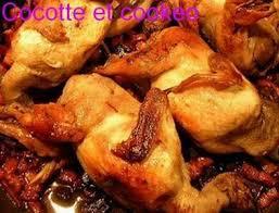 comment cuisiner des cailles caille au monbazillac au cookeo recettes cookeo