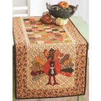 table topper quilted table runner kits keepsake quilting