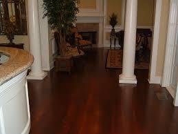hickory hardwood flooring and oak kitchen interior with floor