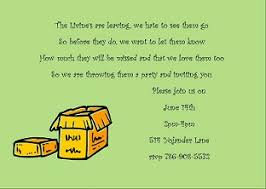 going away party invitations moving away party invitation wording inexpensive srilaktv