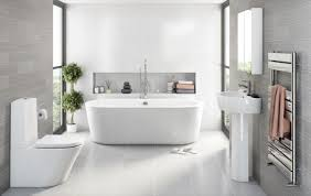 Grey Bathroom Ideas by Small Grey Bathroom Ideas White Glossy Ceramic Sitting Flushing
