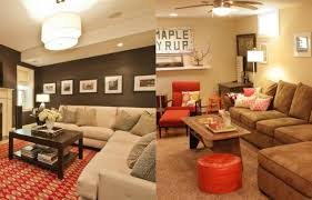 decor how to decorate basement decorating idea inexpensive