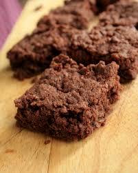 chocolate bran flake slice butcher baker baby