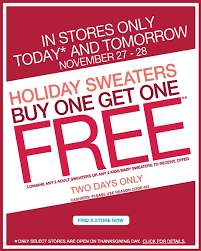 gap buy 1 get 1 free sale on sweaters the fashionable