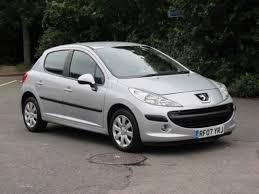 Used Peugeot 207 2007 Petrol Silver Manual For Sale In Epsom Uk