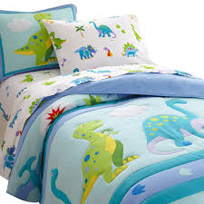 Light Blue Twin Comforter Amazon Com Olive Kids Dinosaur Land Light Weight Twin Comforter